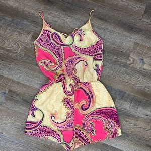 Charlee Boutique Small Romper